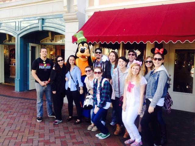 Schooled in Disney