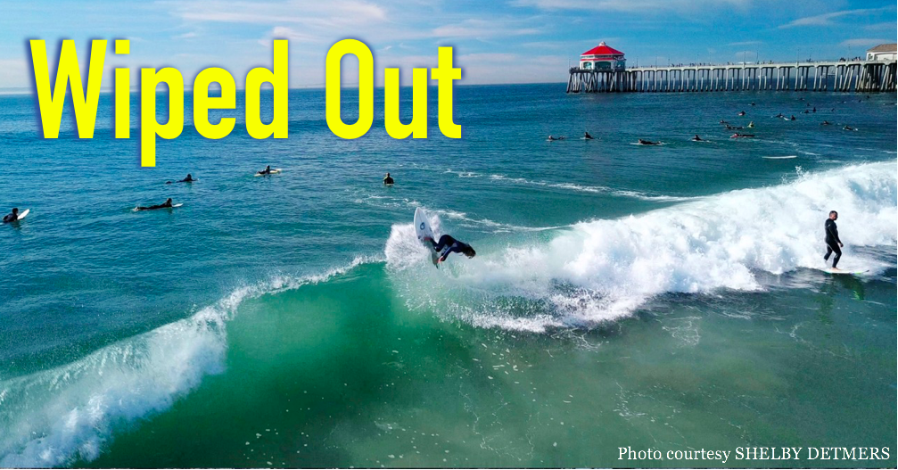 Wiped Out: Female surfers call out gender bias in the professional pipeline