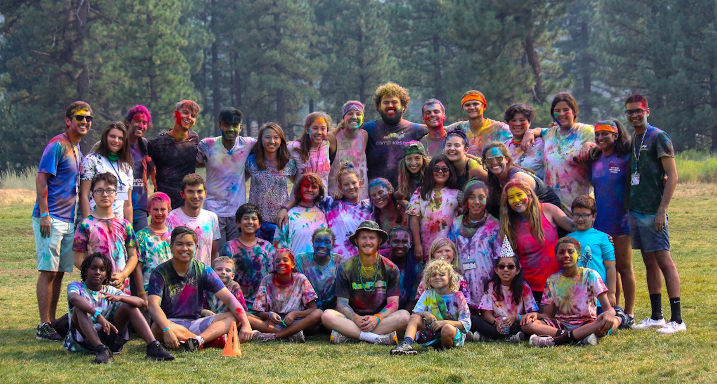 Until there's a cure, there's Camp Kesem Student organization runs free summer camp for children impacted by cancer