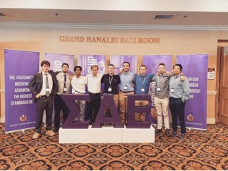 CHAPMAN'S SIGMA ALPHA EPSILON FRATERNITY: BACK AND BETTER THAN BEFORE